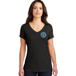 Women's United Under God V-neck Tee