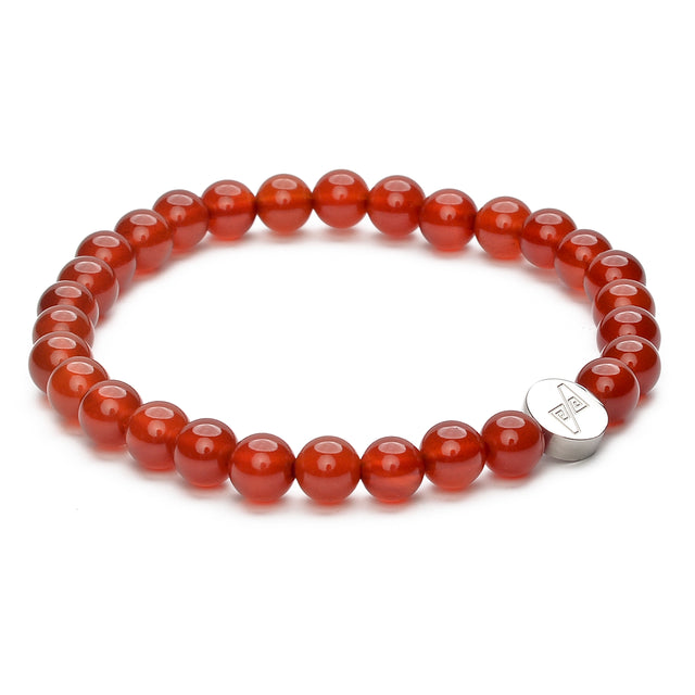 6MM Red Agate