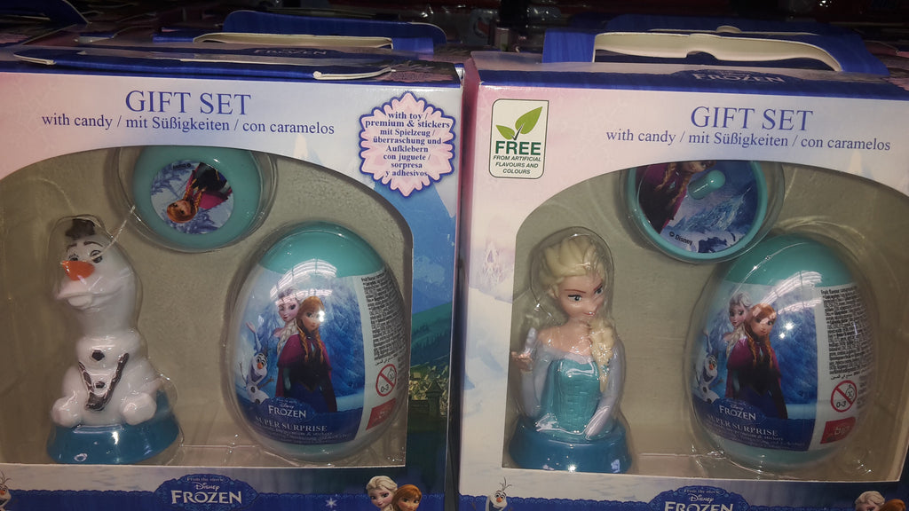 Frozen Gift Set