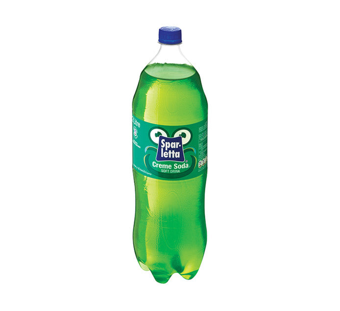 6 x Creme Soda 2L - Plastic Bottle