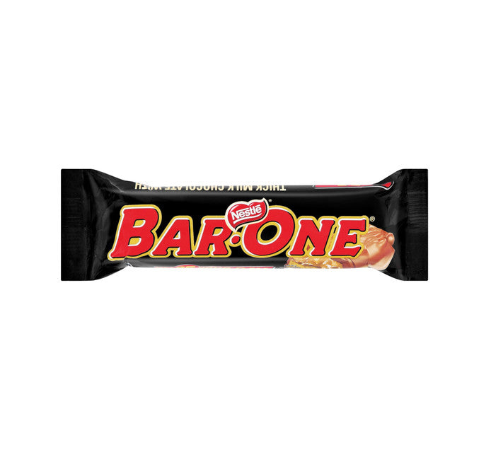 Bar One Chocolate 55gr - Original Flavour