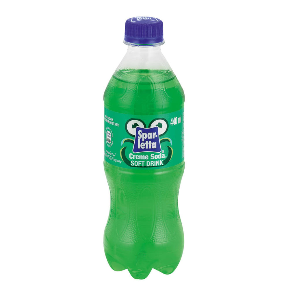 Creme Soda 440ml - Plastic Bottle