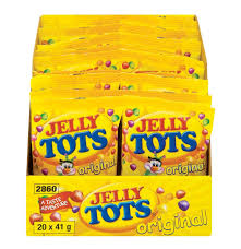 Jelly Tots - Original 41gr Packet