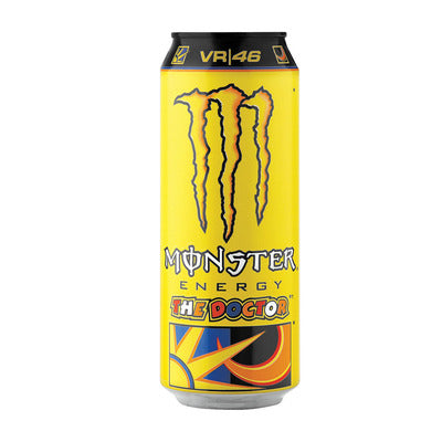 Monster 500ml - The Doctor (Rossi) Can