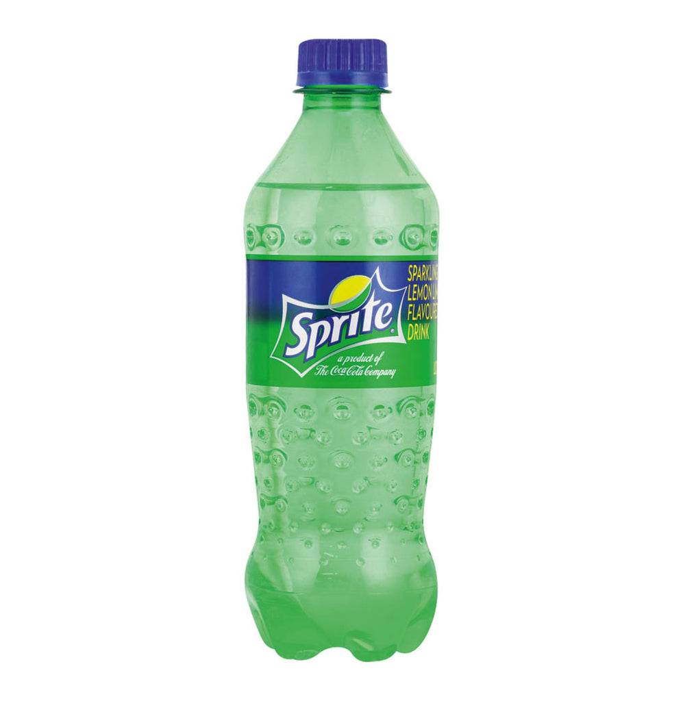 Sprite 440ml - Original Plastic Bottle