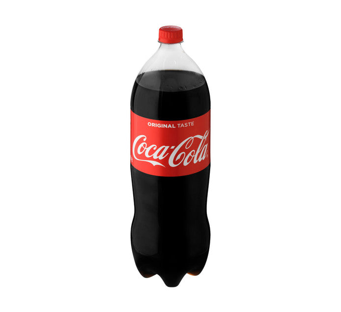 Coca Cola 2 Litre - Plastic Bottle