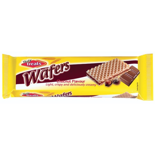 Tasty Treats Wafers 100gr - Chocnut