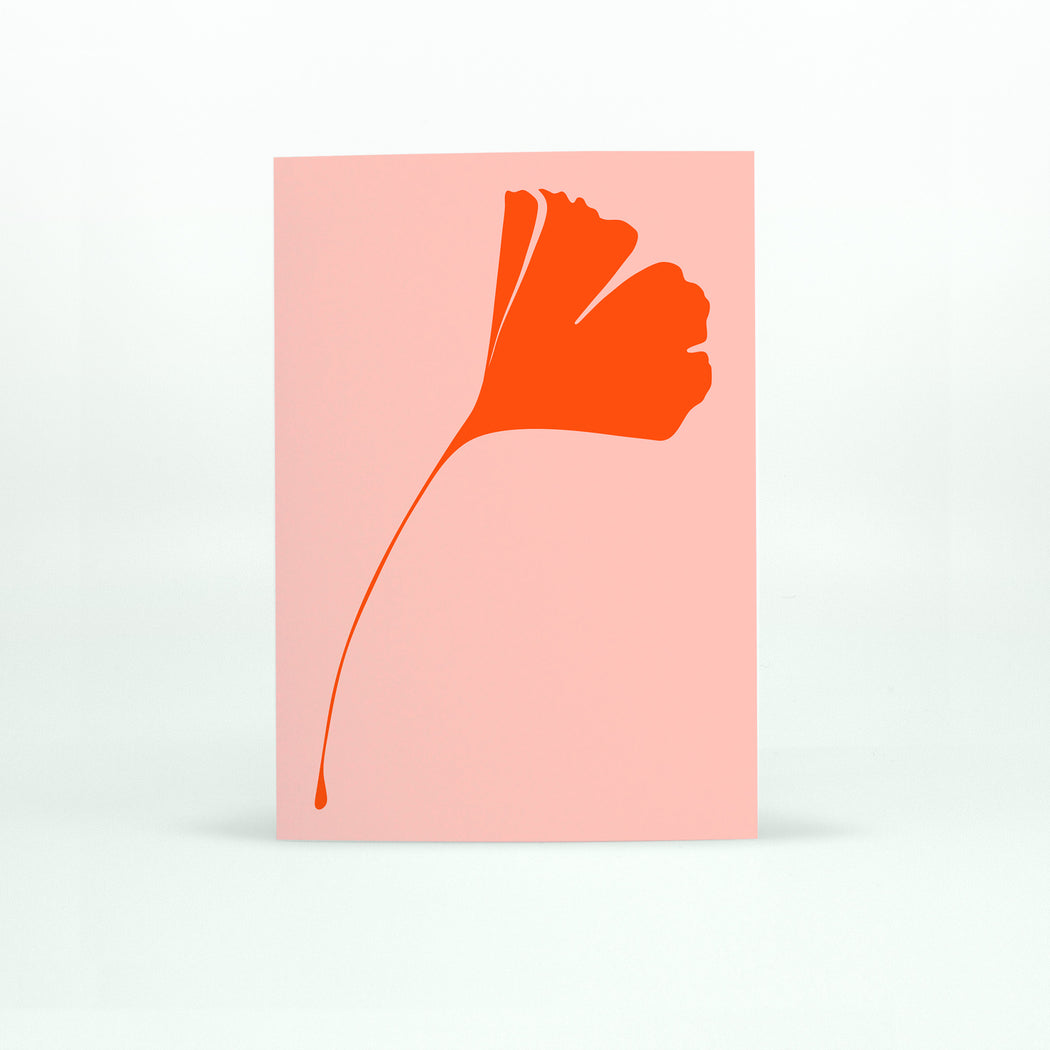 GINKGO POP Card - No.1