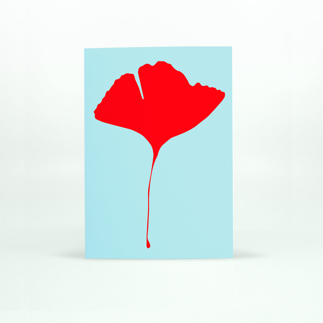 GINKGO POP Card - No.2
