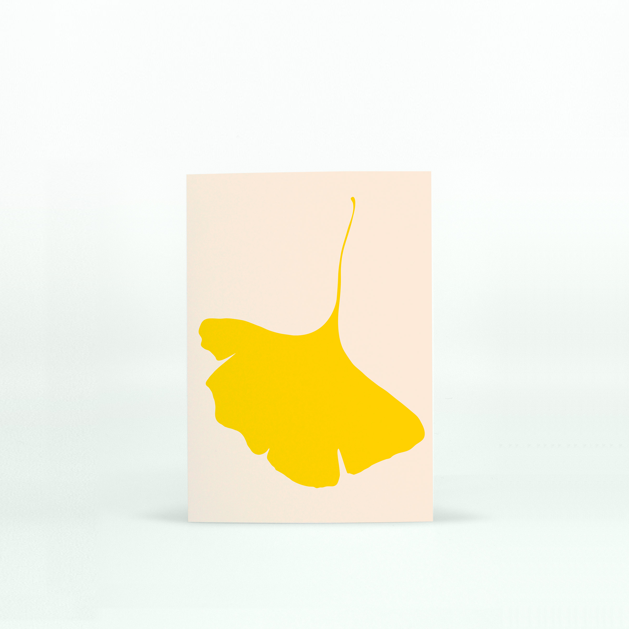 GINKGO POP Mini Card - No.6
