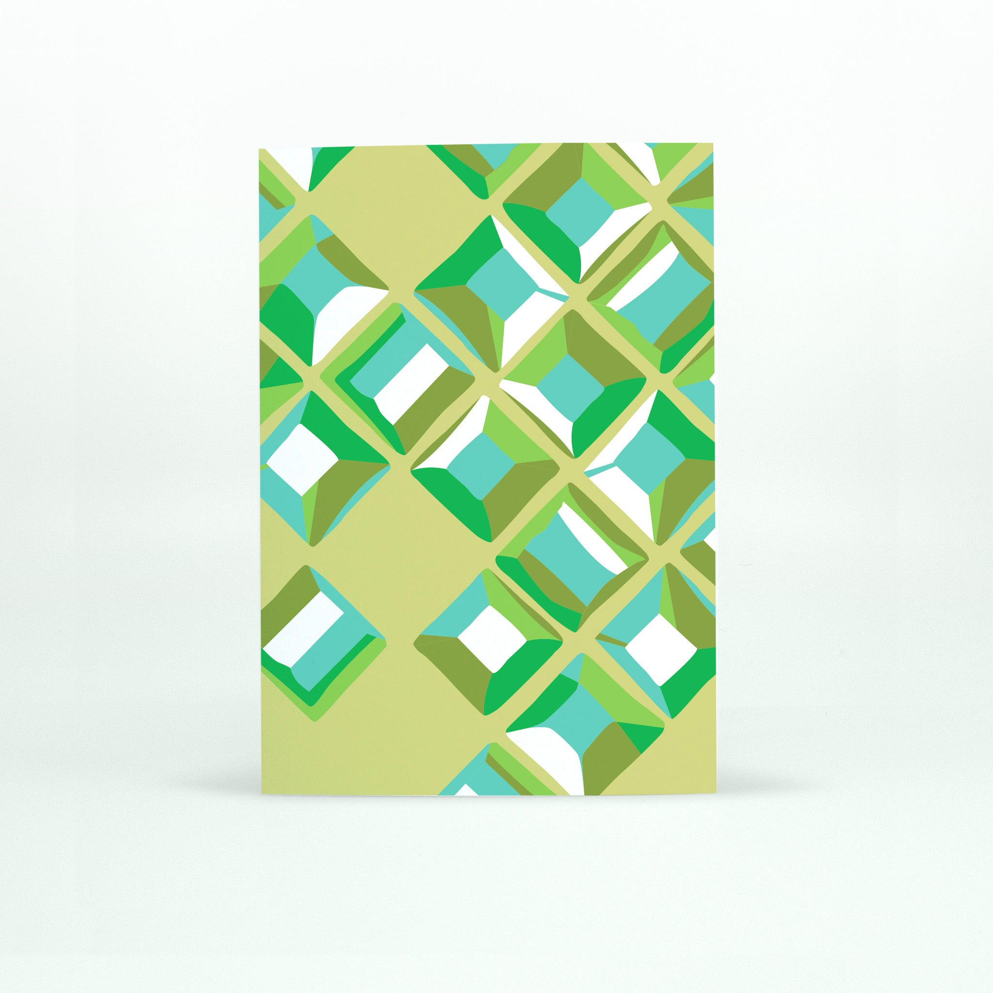 GLASSHOUSE Card - No.4