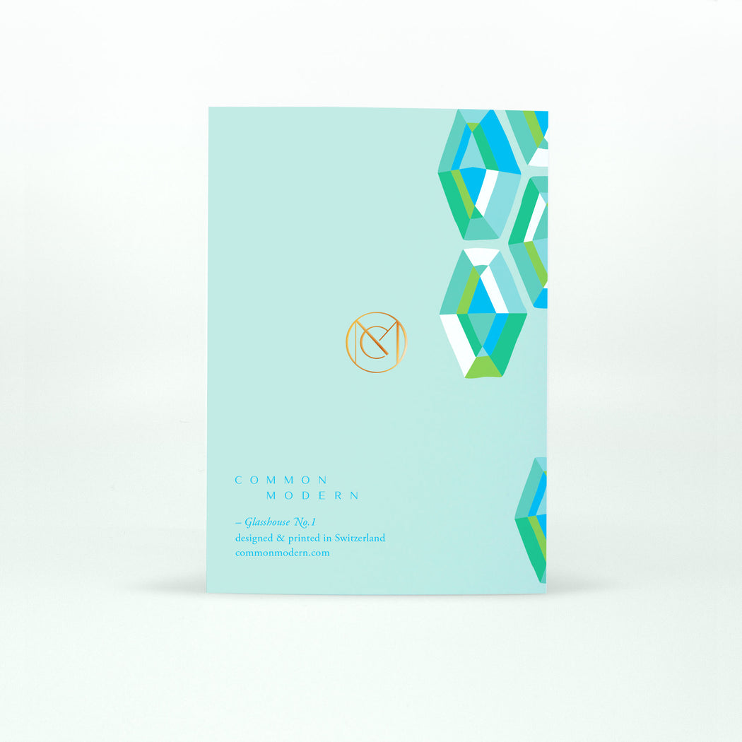 GLASSHOUSE Card - No.1