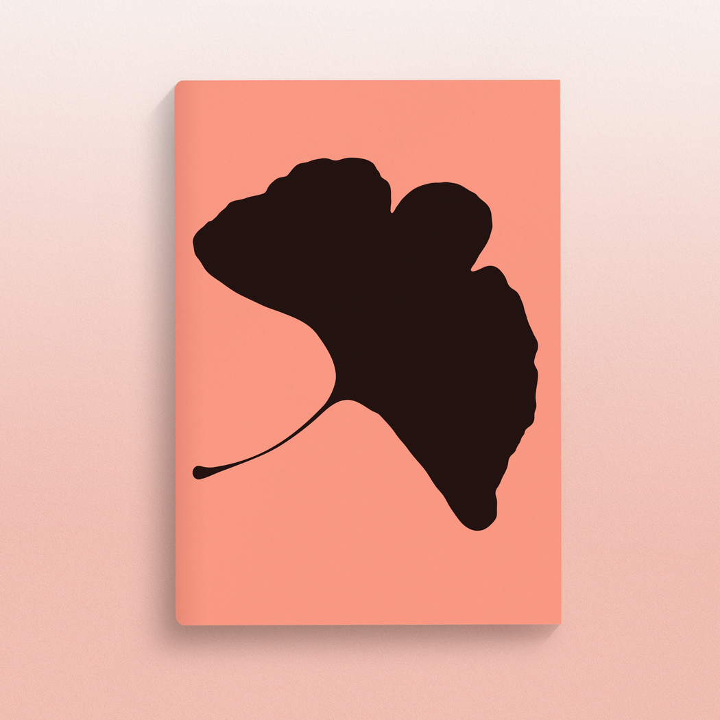 GINKGO POP A5 Notebook - No.3