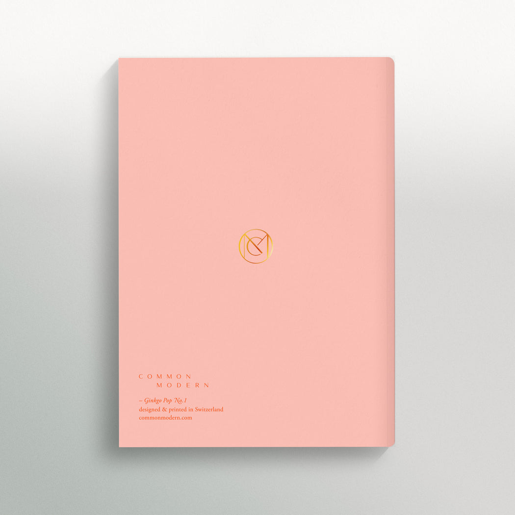 GINKGO POP A5 Notebook - No.1