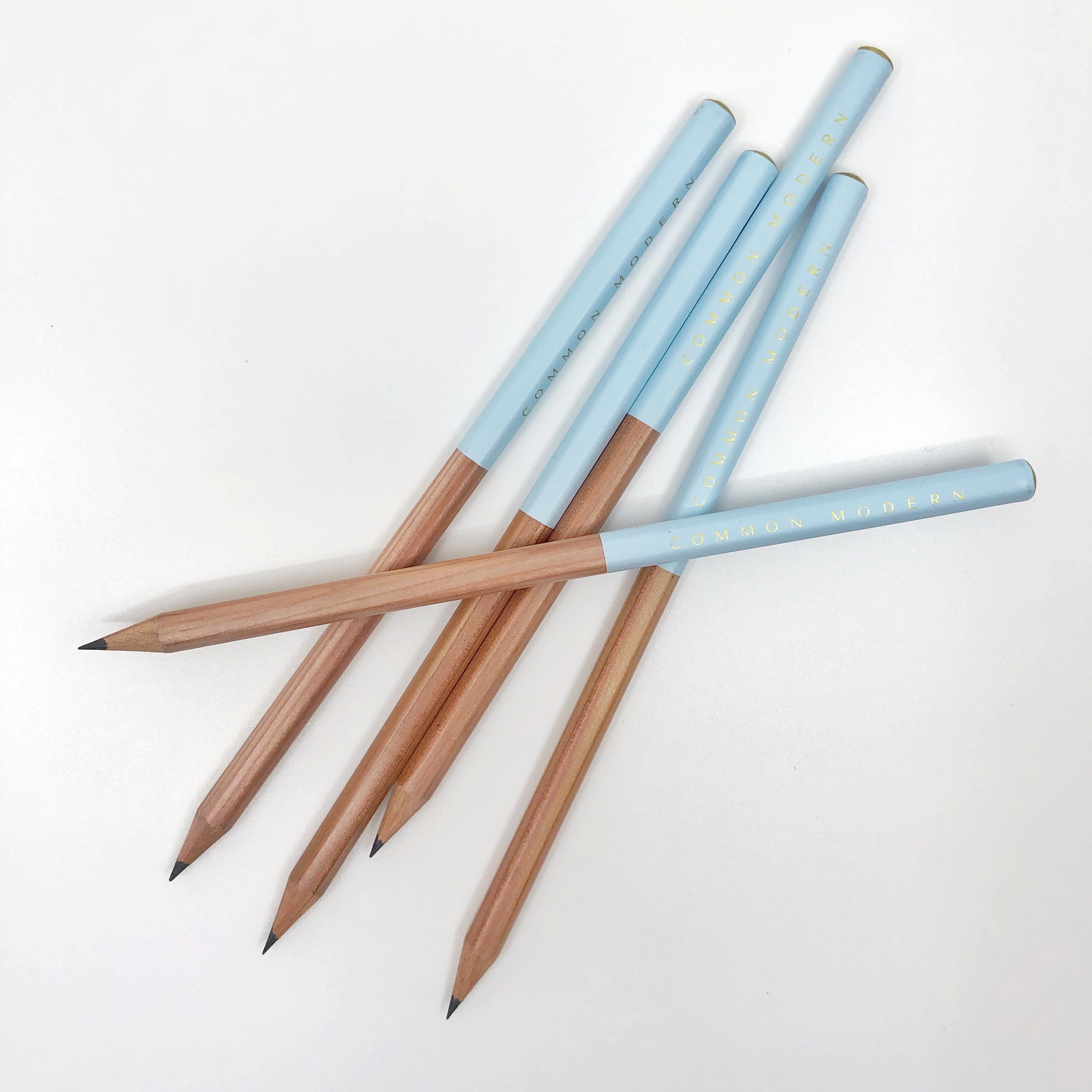 LA MOITIÉ HB Pencil - Aquamarine