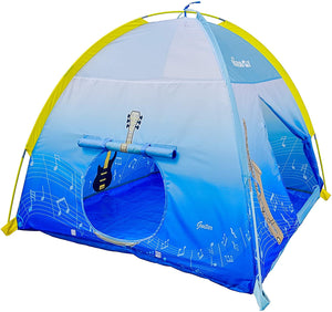 Play Tent Music World Dome Tent for Kids Indoor / Outdoor Fun - 48 x 48 x 40 inch