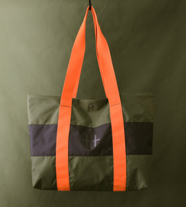 Original Tote  - Olive and Black