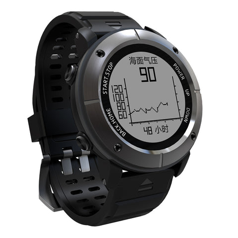 UW80 Smart Sport GPS Watch For Outdoor Activities
