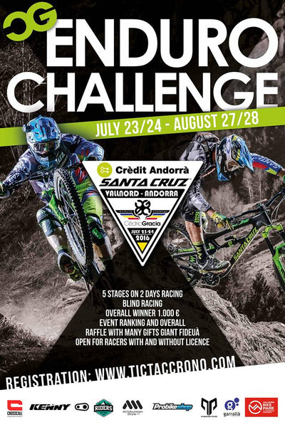 CG Enduro Challenge supported by AMS