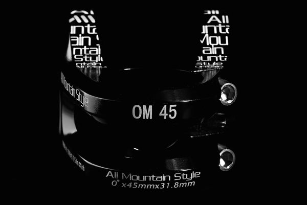 Frontal view of AMS Om Stem 45