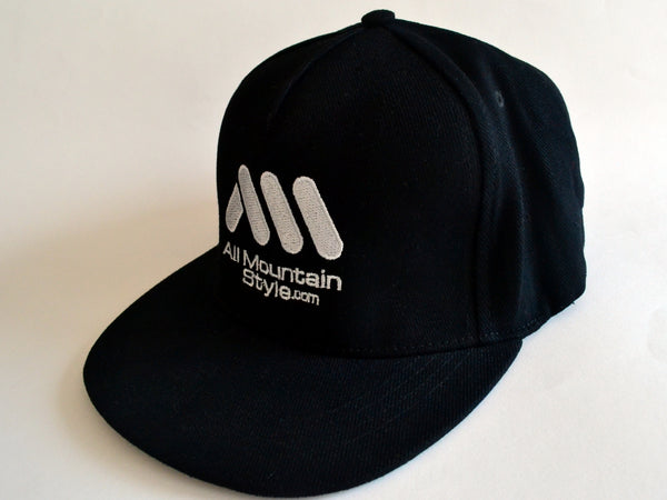 AMS fitted black cap