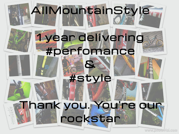 AllMountainStyle is 1 year old