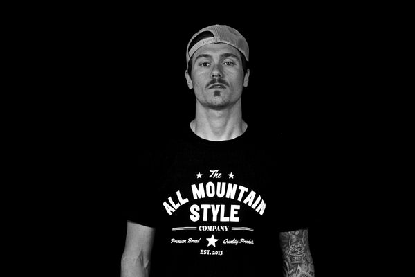 Bryan Regnier, with AMS Cali tee