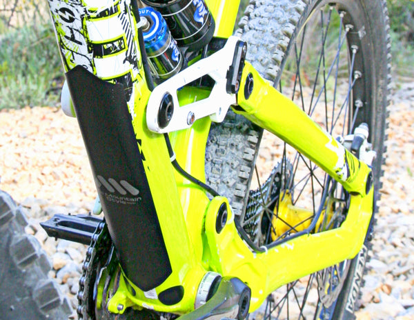AMS Frame Guards on Scott All Mountain bike