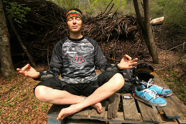 Luca Masserini meditating on All Mountain Style interview
