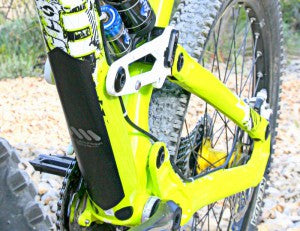 AMS Frame Guard on a Scott Enduro bike
