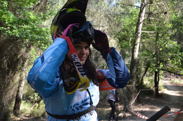 Viktoria Gimenez All Mountain Style ambassador