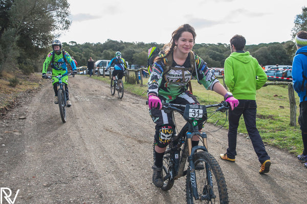 Viktoria Gimenez Enduro All Mountain Style ambassador