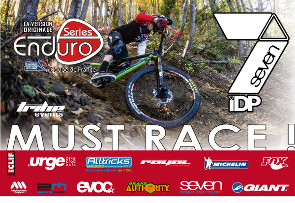 Must Race. Enduro Series France supported by AMS