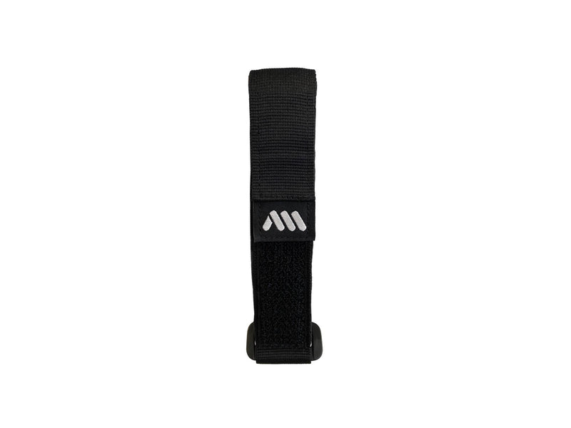 AMS Velcro Strap in black color product folded