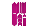 AMS Frame Guard Extra size in magenta color outside the packaging