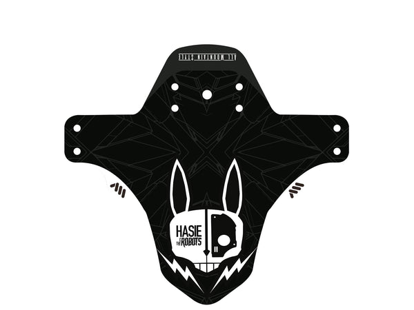 AMS X Hasie & The Robots Mud Guard