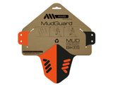 AMS Mud Guard Orange inside de packaging