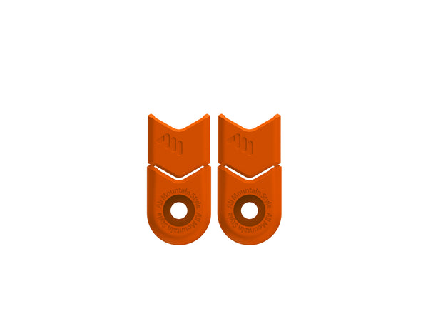 AMS Crank Defenders in Orange color product