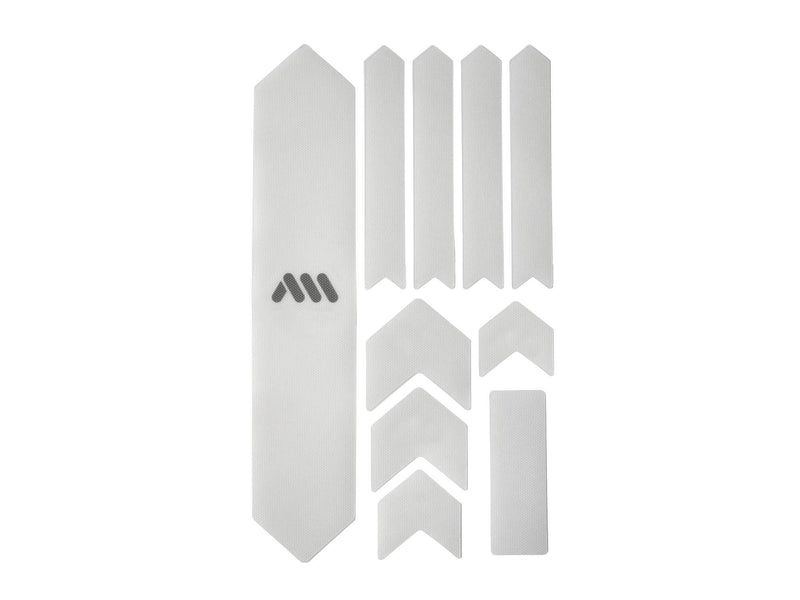 AMS Honeycomb Extra Size Frame Guard in Clear color product