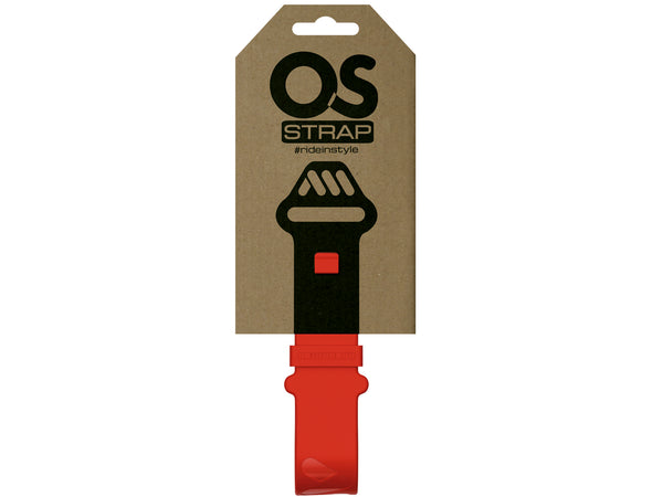 AMS OS Strap Red in the packaging