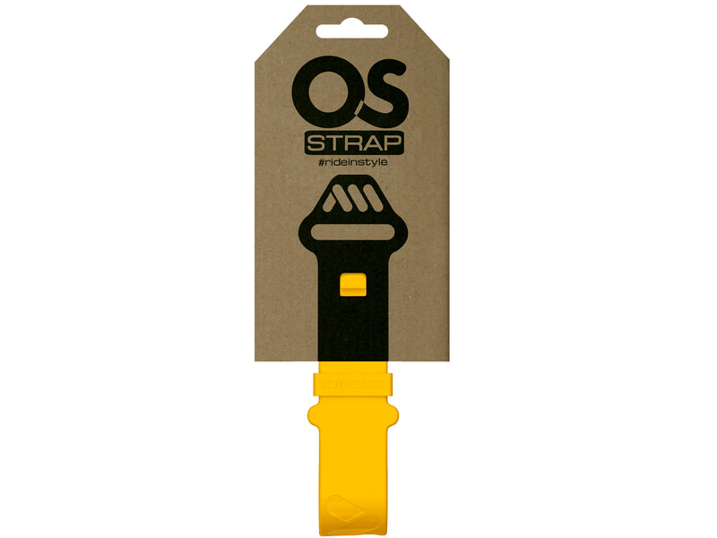 AMS OS Strap Yellow on the packaging