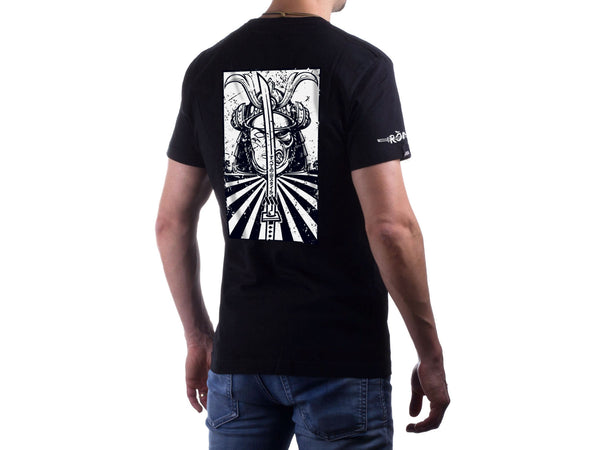 AMS Ronin casual tee back