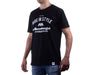 AMS Nippon Tee Black Front view