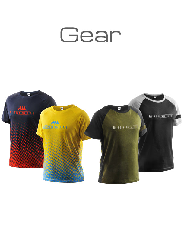 AMS Gear Collection