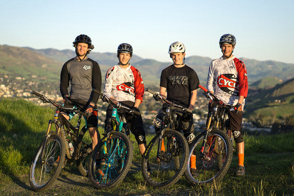 AMS team riders Dsendit Racing