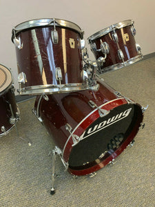 Ludwig Class Maple Jazz Duo Drumset