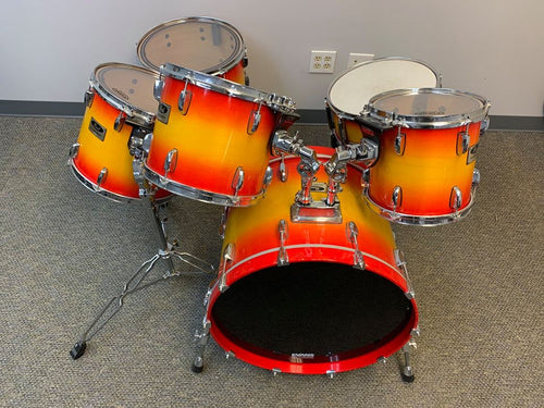 Pearl Sessions Series Drumset Shell Pack 6 Pc W/ Snare
