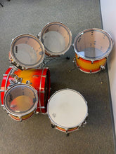Load image into Gallery viewer, Pearl Sessions Series Drumset Shell Pack 6 Pc W/ Snare