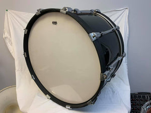 "Premier Marching Bass Drum 24"" X 14"""