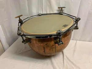 "Vintage Goodman Piccolo Timpani 20"" with Stand"